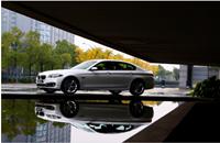 BMW 5系金融计划助力梦想前行