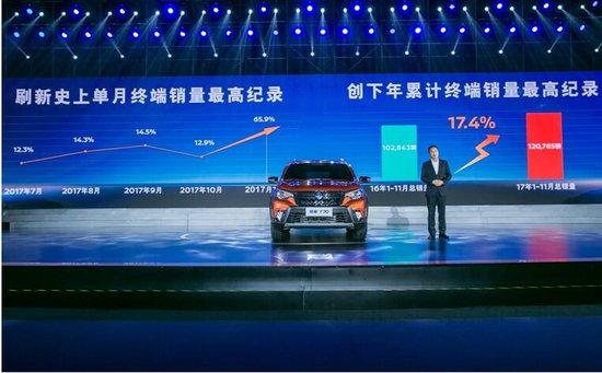 全新启辰T70焕新上市 缔造十万元级自主SUV质感男神