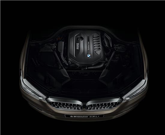 全新BMW 5系Li将于6月23日全国上市