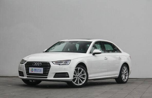 [腾讯行情]济南 奥迪A4L购车优惠达9.57万