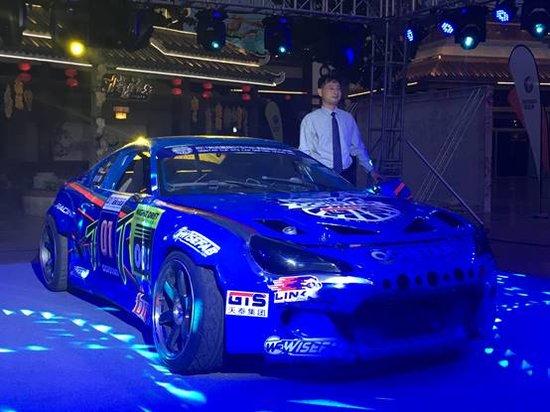 2017奥吉星杯GTS汽车漂移国际大奖赛11月开赛
