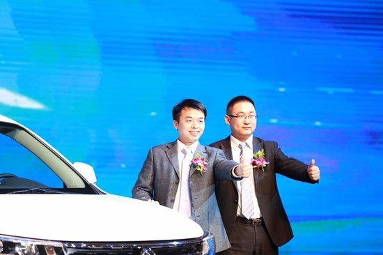 打造十万元超强SUV 全新景逸X5正式上市