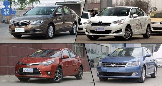年轻人第一辆车 四款高性价比紧凑级车推荐