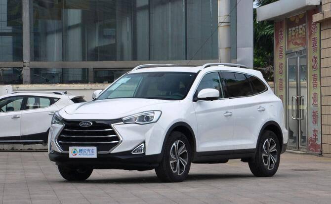 [腾讯行情]济南 江淮瑞风S7售9.78万元起