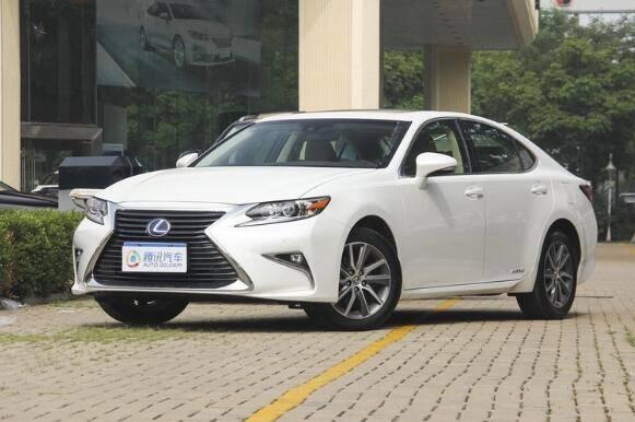 [腾讯行情]济南 雷克萨斯ES购车优惠1.3万