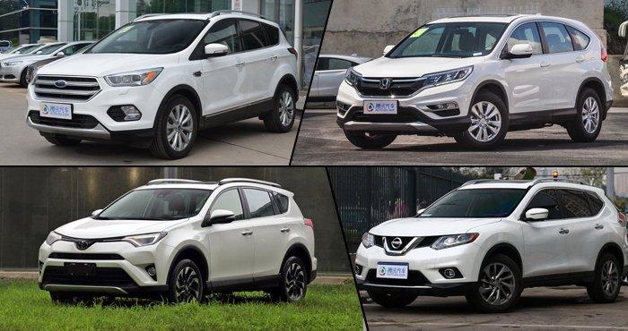 面面俱到 四款主流合资紧凑级SUV推荐