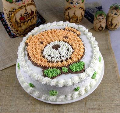 幼儿亲子手工制作蛋糕步骤图片