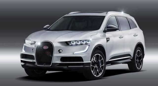 全球最贵SUV将横空出世!3秒能破百 动力猛到吓人