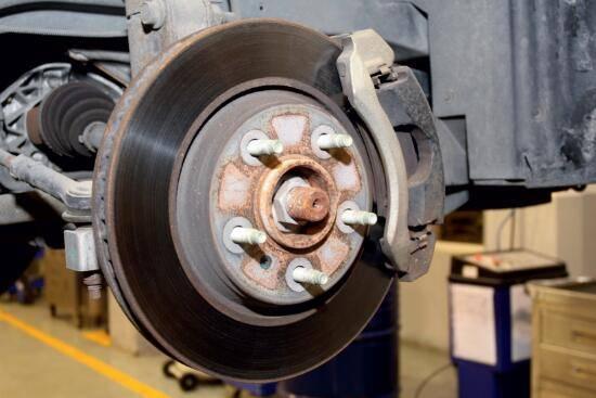 什么时候应该更换刹车片 你真的知道么?