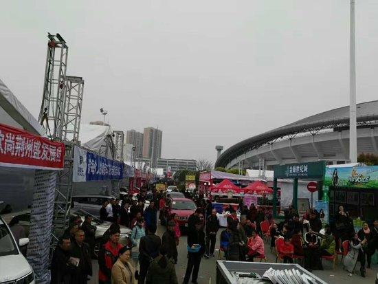 2017荆州春季汽车公园活动圆满结束 热销千台!
