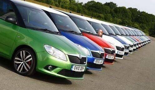 教你如何合法的改变车身颜色