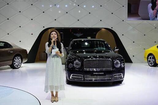 深港澳车展 宾利飞驰V8 S Mulliner首发