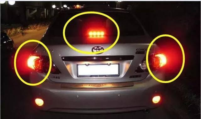 快检查你的车!这个零件坏了 被警察见到要罚200!
