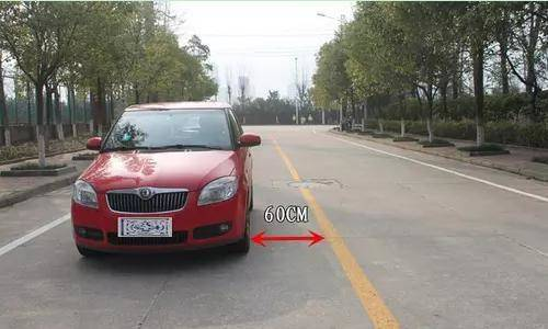 一不小心就剐蹭 如何才能准确判断汽车侧面距离