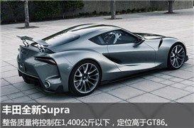 丰田将推出全新混动跑车 与宝马Z4同平台