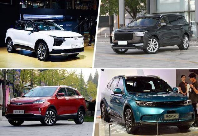 """""""技术宅""""首选这几款造车新势力SUV车型"""