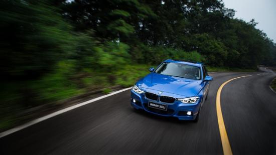 BMW 320Li M运动型,触手可得的完美购车之选