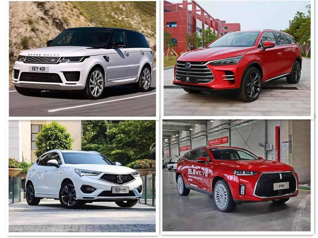 2018年新出的这几款SUV,颜值与实力并存