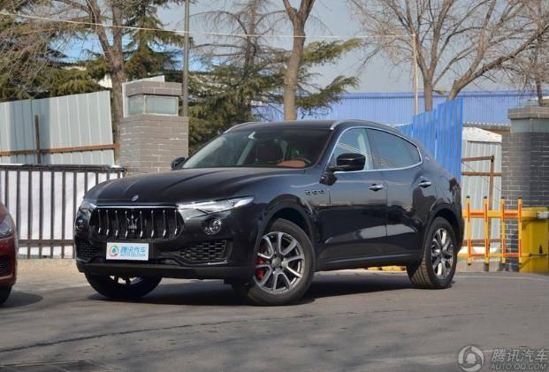 [腾讯行情]金华 Levante购车享优惠6万元