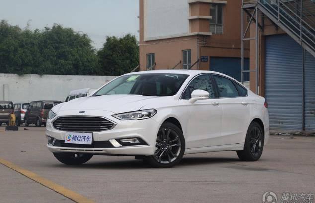 [腾讯行情]金华 蒙迪欧购车享优惠2万元