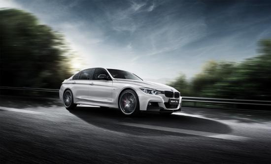 纯粹驾趣 BMW 3系推出限时特惠金融方案!