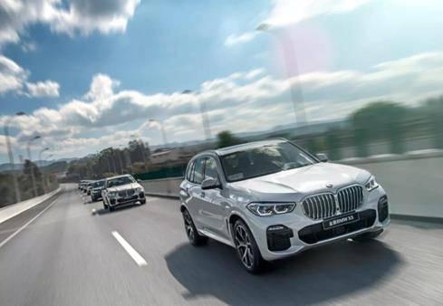 【邀请函】 破万境 ,立新境 全新BMWX5上市发布会
