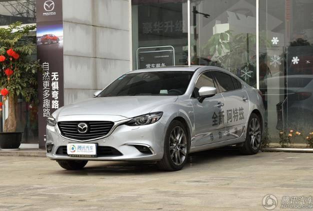 [腾讯行情]金华 阿特兹购车售价优惠1.6万