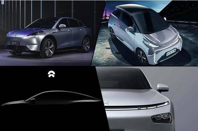 上海车展15家造车新势力的这7款新车你要懂