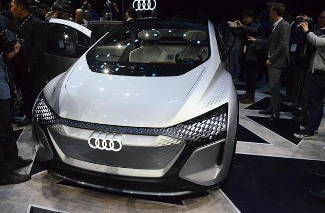 """上海车展的概念车里都有哪些""""概念""""?"""