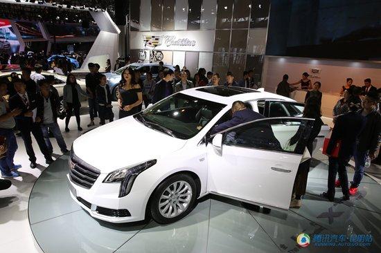凯迪拉克全新一代XTS昆明车展格调登场