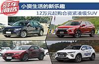 小资生活的新乐趣 12万元起购合资紧凑级SUV