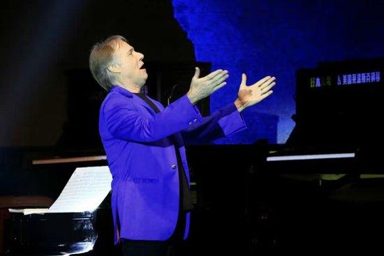 理查德克莱德曼钢琴音乐会 图片合集