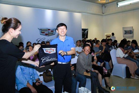 凯迪拉克XT5美式风范助力行风范·影无疆风光摄影巡讲