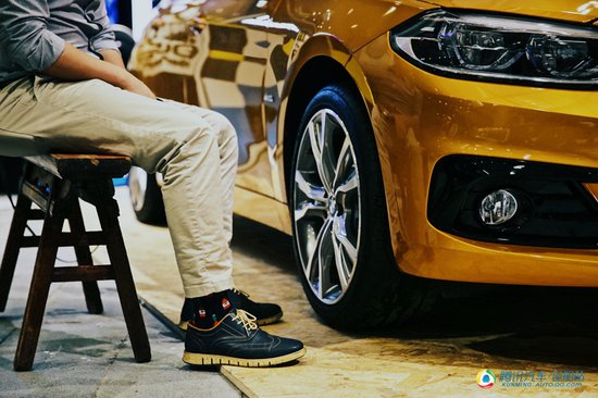 BMW×1911空间POP-UP STORE空降同德昆明广场
