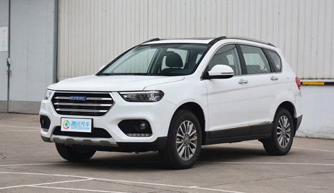 高品质国产紧凑SUV 哈弗H6/博越降1.6万