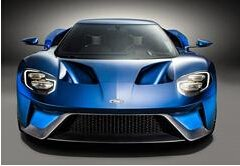 福特新一代GT更多信息披露 标配碳纤维轮圈