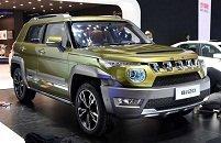 北京BJ20明年年中上市 搭载1.5T发动机