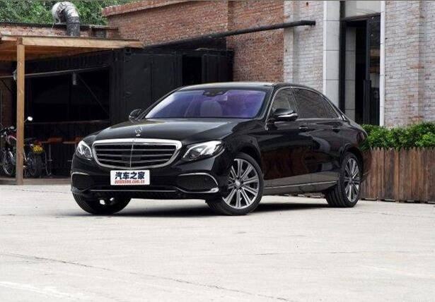 预售45万起 北京奔驰新E级将于今晚上市