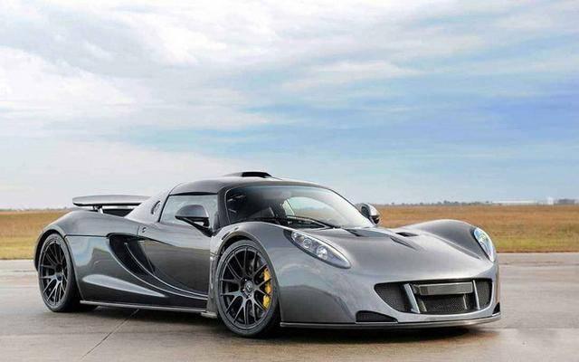 极速480km/h 超跑Venom F5将于11月发布
