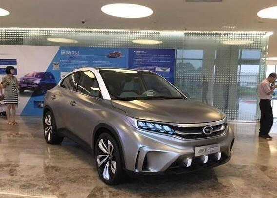 广汽传祺将推全新紧凑级SUV基于GS4打造