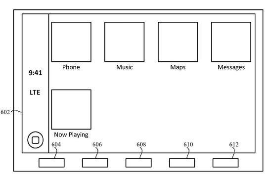 苹果获得与汽车技术相关的专利