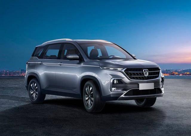 进击紧凑型SUV市场 宝骏530官图发布