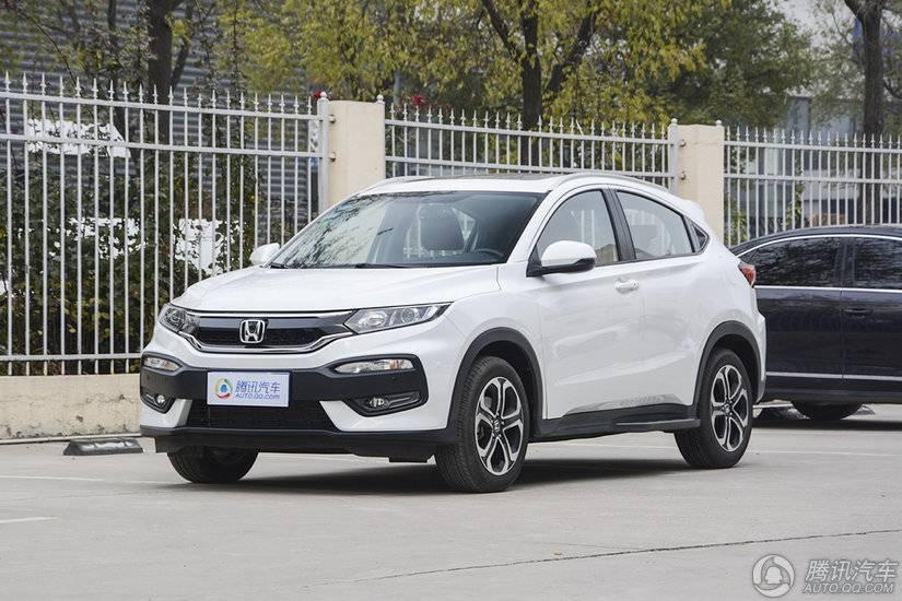 [腾讯行情]聊城 本田XR-V平价售12.78万起
