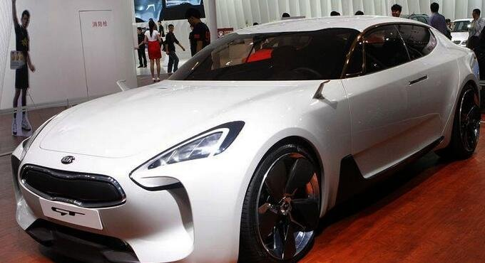 输出380马力 起亚GT量产版2017年投放
