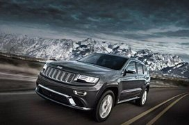 """今年的Jeep展台让粤人直呼""""猴赛雷"""""""