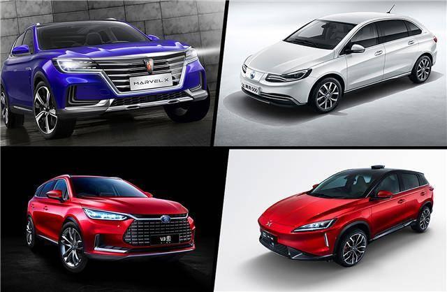 满足正常需求 四款长续航新能源SUV推荐