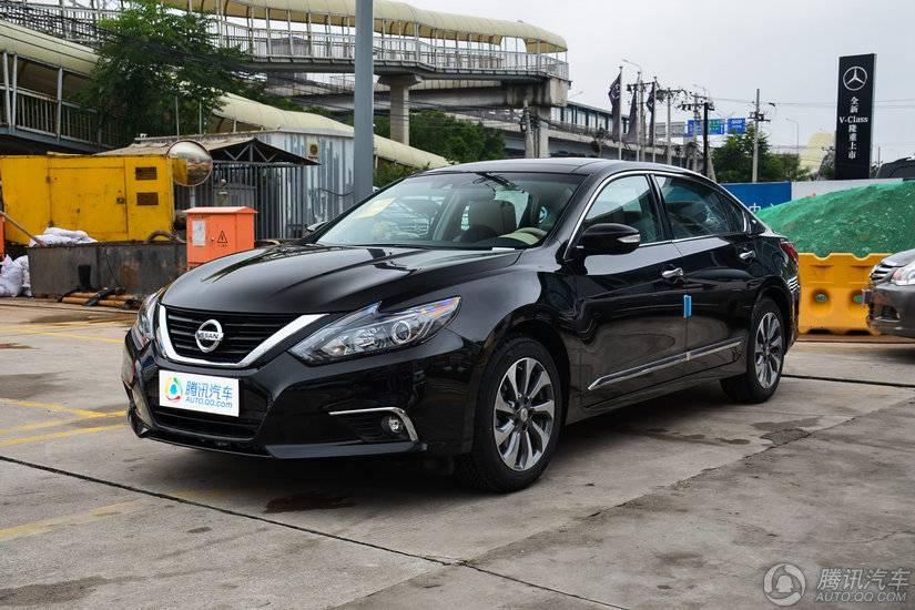 [腾讯行情]六安 日产天籁购车优惠2.8万元