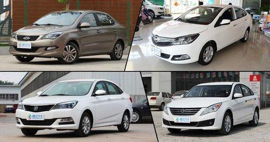5万元买大空间车型 给你四种最佳选择