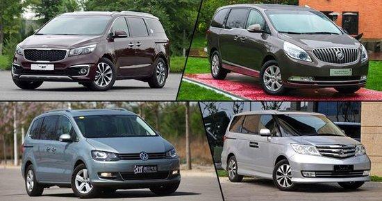 四款30万元高品质MPV车型推荐 宜家又宜商
