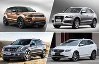 对比导购 大幅优惠豪华中型SUV推荐